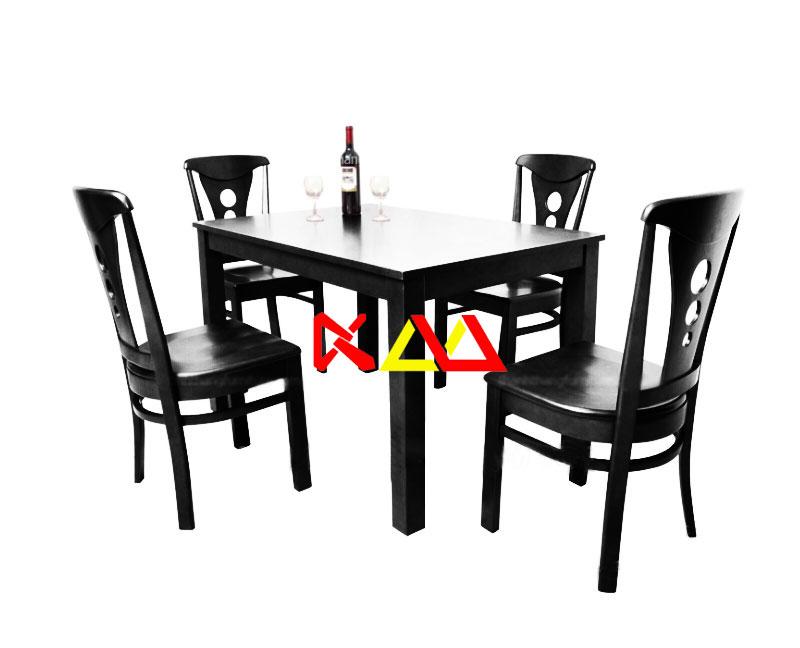 Bàn ăn hiện đại giá rẻ mẫu bộ bàn ăn 4 đến 6 ghế gỗ phòng ăn sang trọng