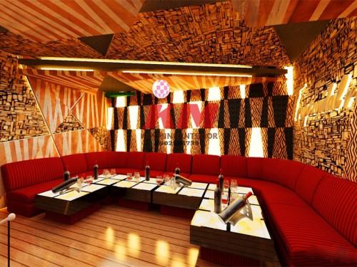 Ghế Sofa Karaoke SFK005