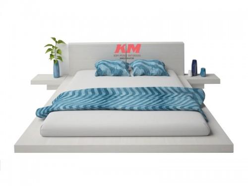 Giường Ngủ Hiện Đại Kiểu Nhật Cực Đẹp GNHD006