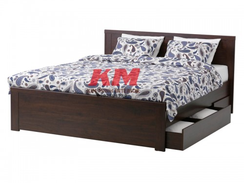 Giường Ngủ Đẹp Cho Khách Sạn GNKS004