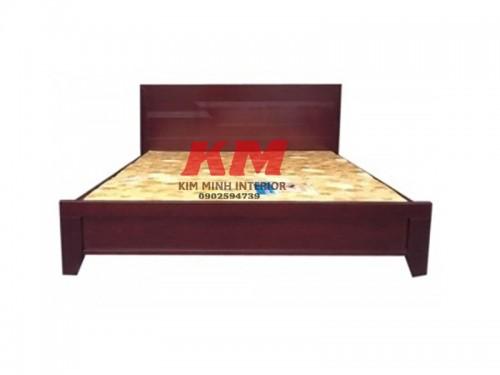 Giường Ngủ Gỗ 1,6M MDF Giá Siêu Rẻ GNCN002
