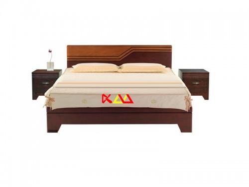 Giường Ngủ Gỗ Giá Rẻ Trang Nhã GNGR038