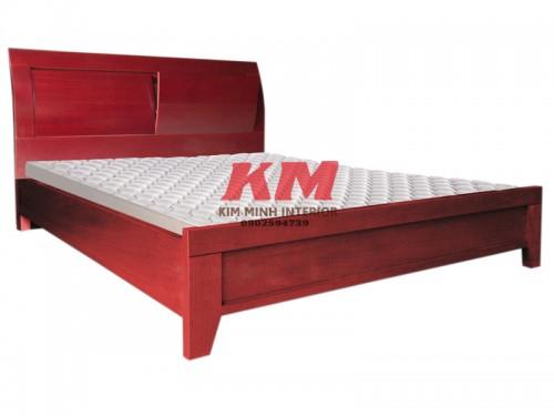 Giường Ngủ Gỗ MDF Cửa Mở GNCN033
