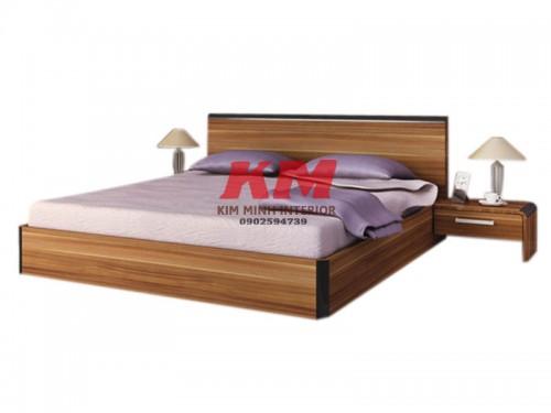 Giường Ngủ Gỗ MDF GNCN087