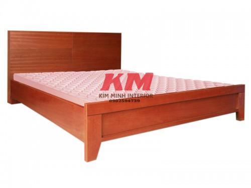 Giường Ngủ Gỗ MDF Kiểu Pano GNCN031