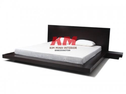 Giường Ngủ Gỗ Xoan Đào GNXD043