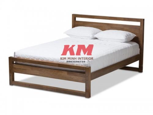 Giường Ngủ Gỗ Xoan Đào Hiện Đại GNXD041