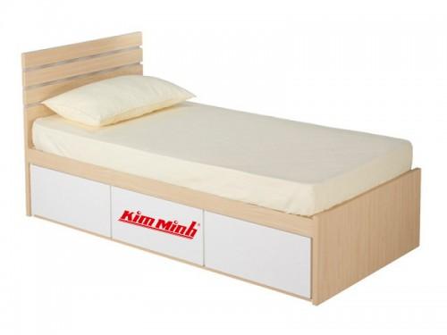 Giường Ngủ Hộp Kiểu Đơn 3 Hộc Tủ GD014