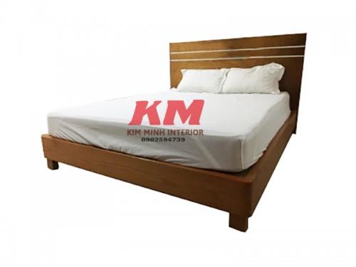 Giường Ngủ Khách Sạn Đẹp Giá Rẻ GNKS001