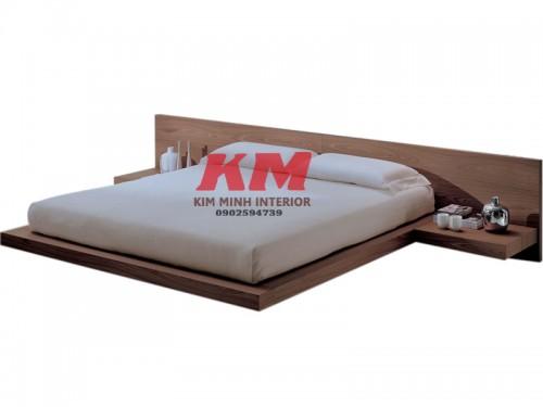 Giường Ngủ Kiểu Nhật GNKN006