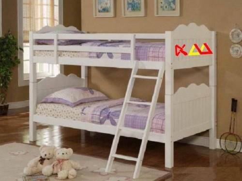 Giường ngủ trẻ em 2 tầng GNTE002