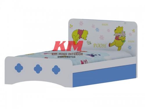 Giường Ngủ Trẻ Em Gấu Pooh GNTE072