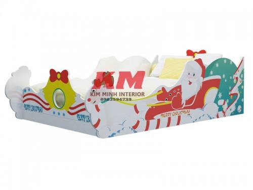 Giường Ngủ Trẻ Em Noel GNTE076