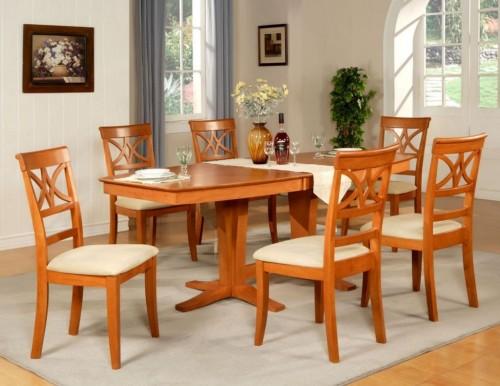 Mẫu bàn ăn gấp thông minh thiết kế nội thất kiểu Nhật Bản