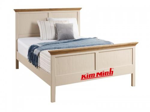 Mẫu Giường Ngủ Đơn Đẹp Sang Trọng GND001