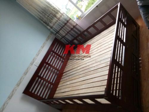 Thi Công Nội Thất Nhà Phố - Chị Thương Bình Tân TCNTNP001