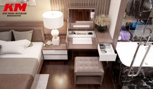 Thiết kế chung cư phòng ngủ TKTCCCN001