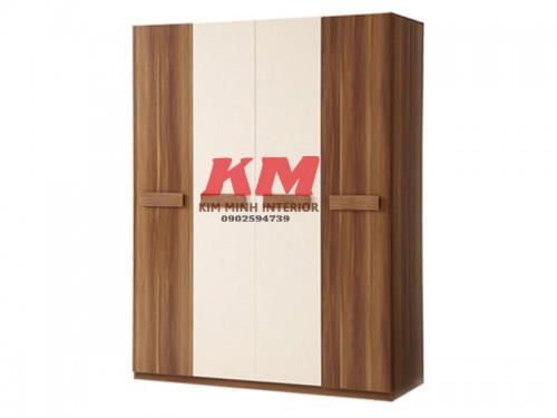 Tủ Quần Áo MDF 1.6m TACN568