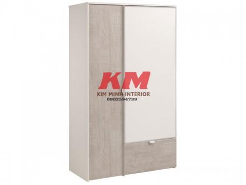 Tủ Quần Áo MFC Cửa Lùa (2.3200.000/m2)